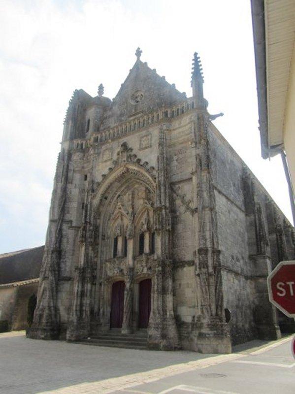 La Collégiale de Saint Marc La Lande