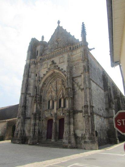 Eglise St Martin Lalande