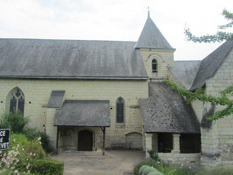 L'Eglise de Dampierre sur Loire