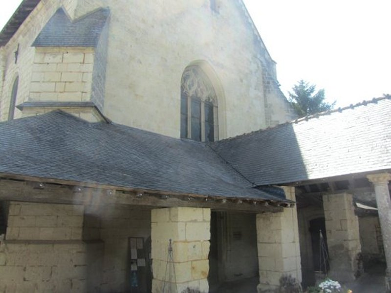 L'Eglise de Fontevrault
