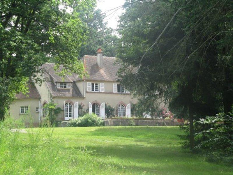 Le Château de La Huttière