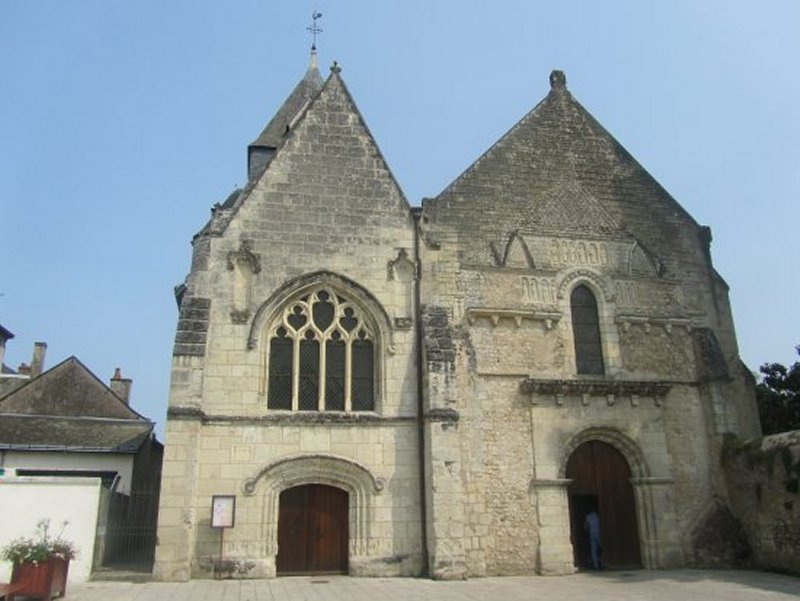 L'Eglise d'Azay Le Rideau