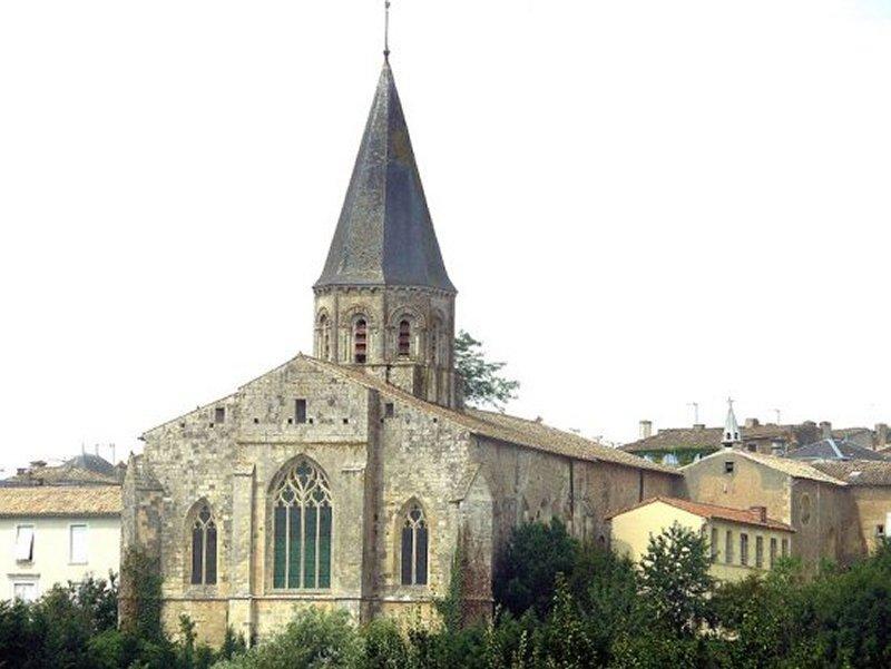 L'Eglise de Champdeniers