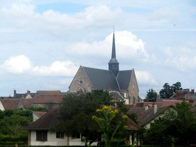 L'Eglise de Coullons