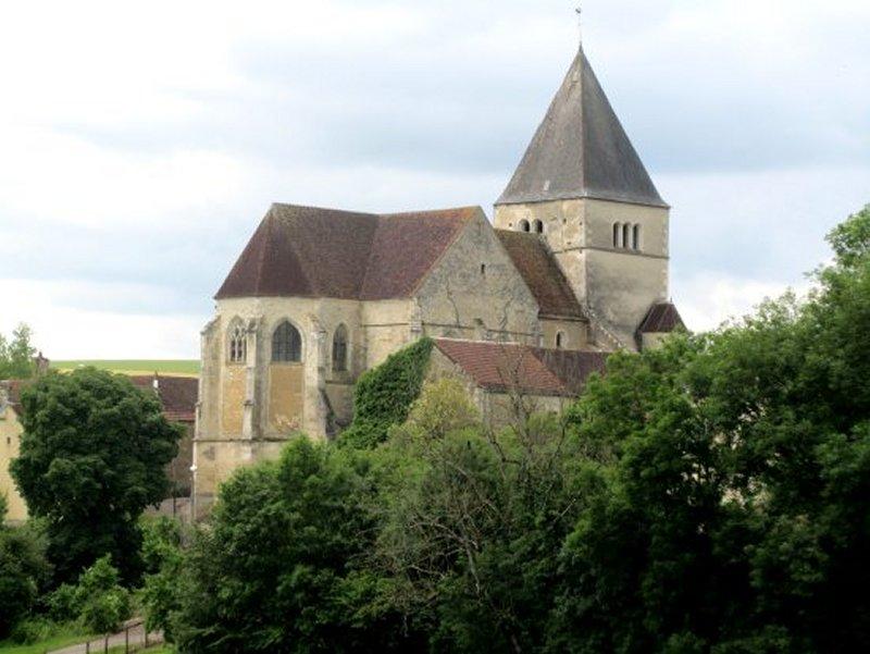 L'Eglise de Mélisey