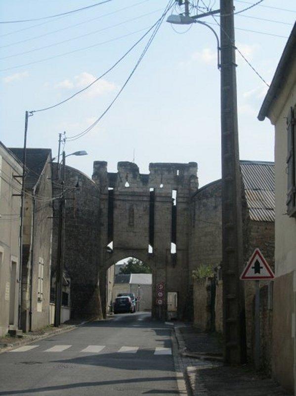 La Porte Nouvelle à Montreuil Bellay