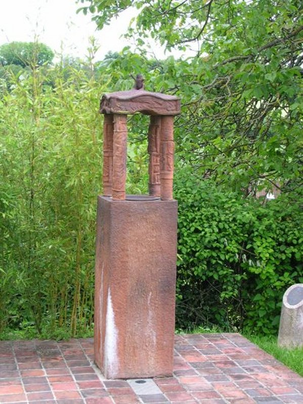 La Fontaine de Rana - Alain Gaudebert