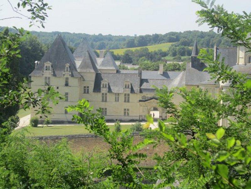 L'Abbaye Royale de Fontevrault