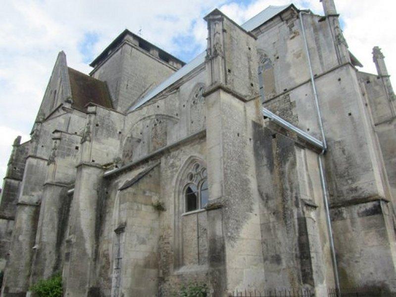 L'Eglise Saint Jean-Baptiste à Ricey Haute-Rive
