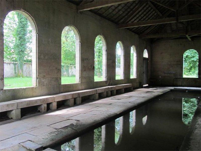 Le Lavoir de Gondrecourt le Château