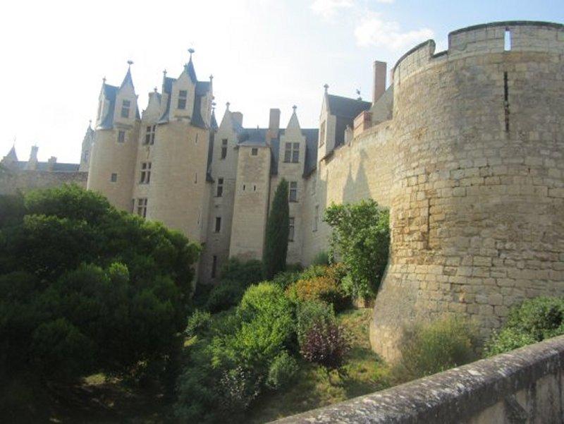 Les Remparts de la Cité de Montreuil Bellay
