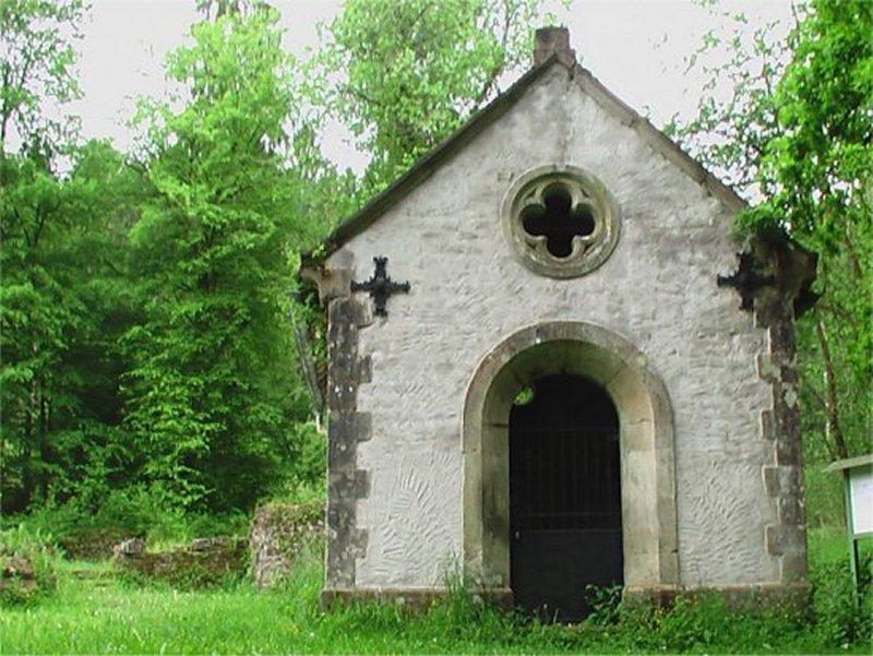 La Chapelle de Bonneval
