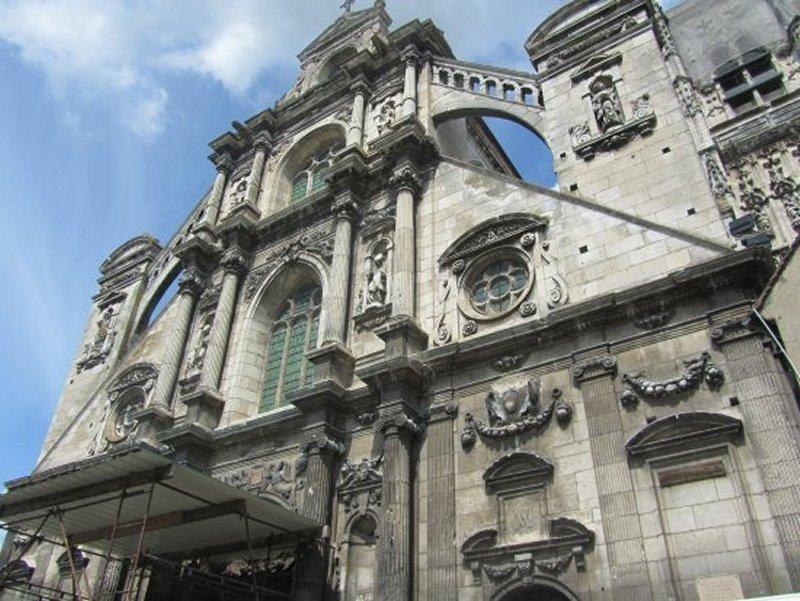 L'Eglise Saint Pierre d'Auxerre