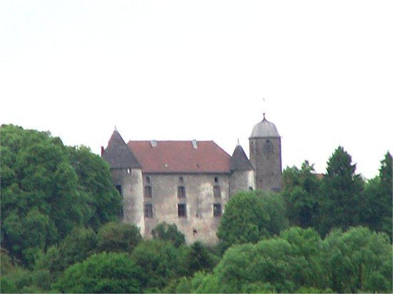 Le Château de Saint Baslemont