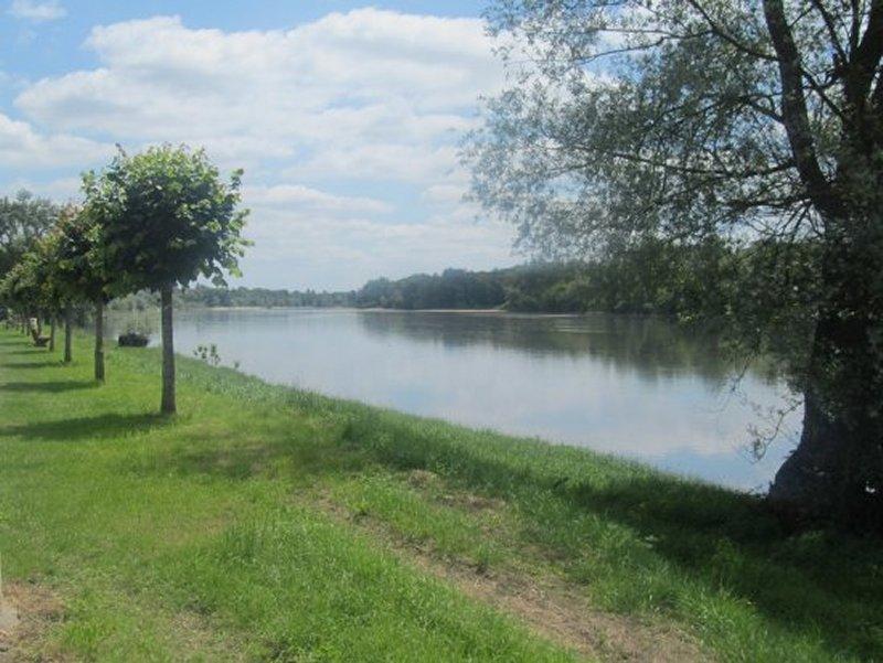 La Loire à Ousson sur Loire