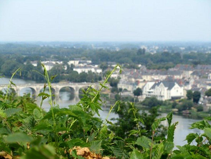 Le Pont Cessart à Saumur