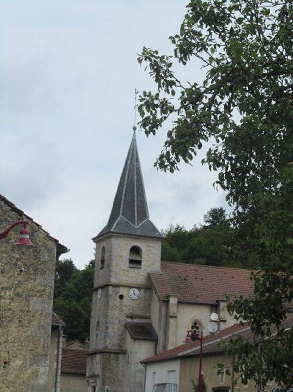 L'Eglise de Sionne