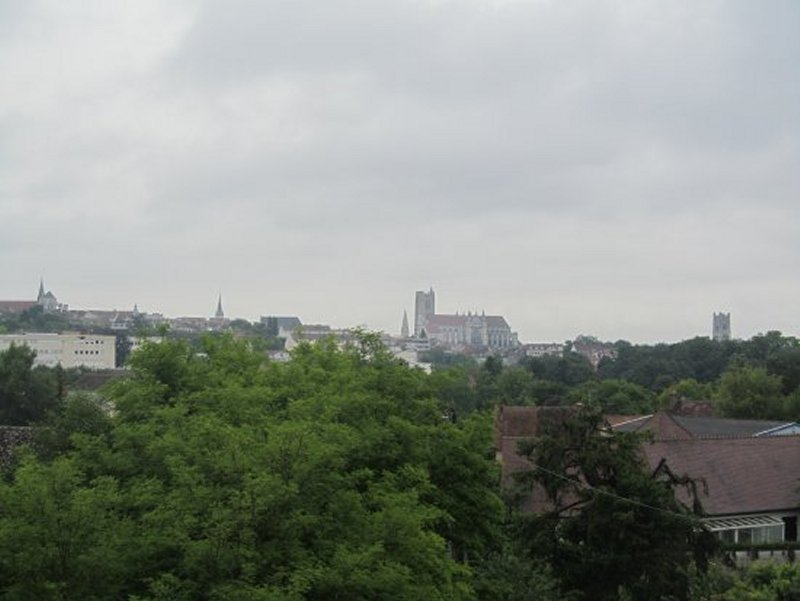 Une Dernière Vue sur Auxerre