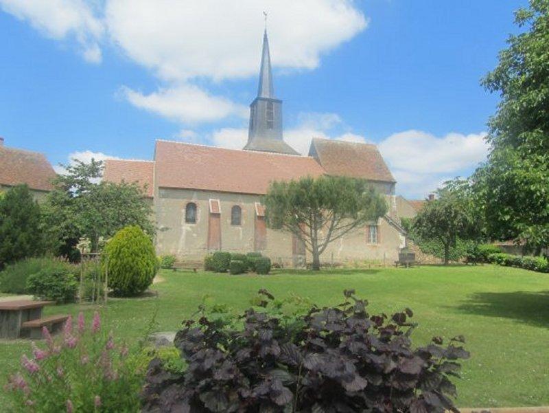 L'Eglise d'Ousson sur Loire