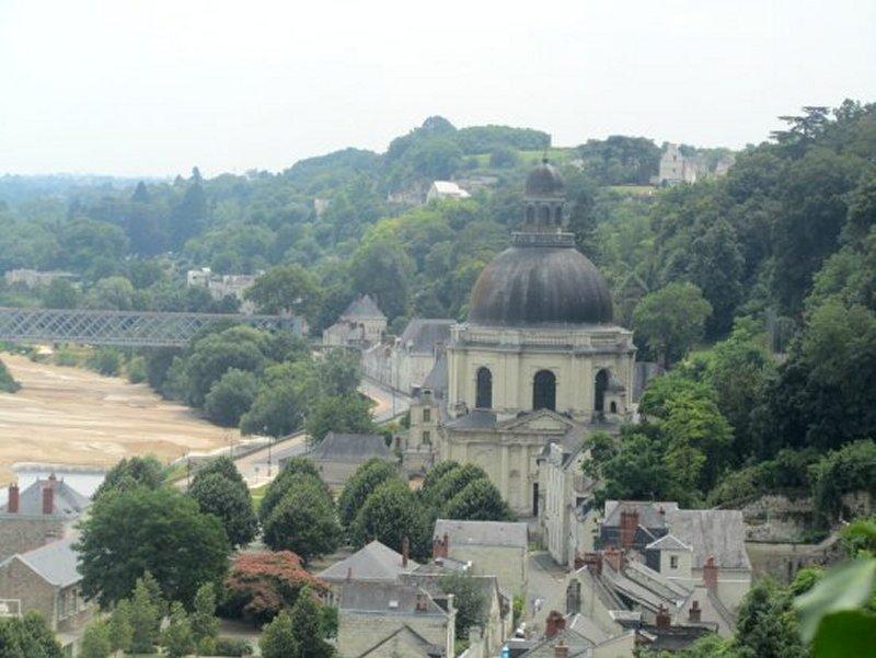 La Chapelle Royale Notre Dame des Ardilliers à Saumur