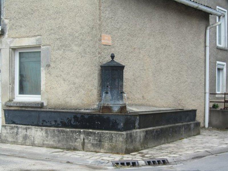 Une Fontaine à Sionne