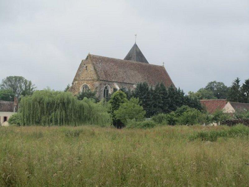 L'Eglise de Charbuy