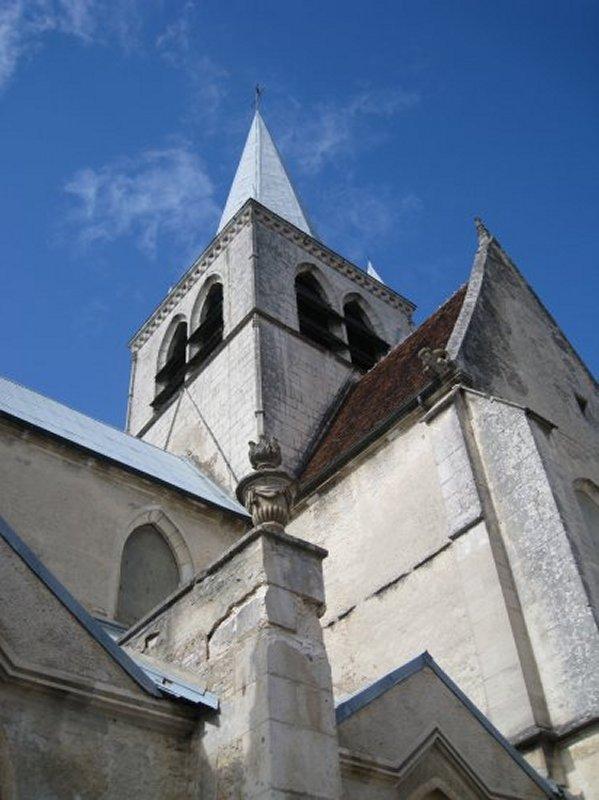 L'Eglise Saint Vincent de Ricey-Haut
