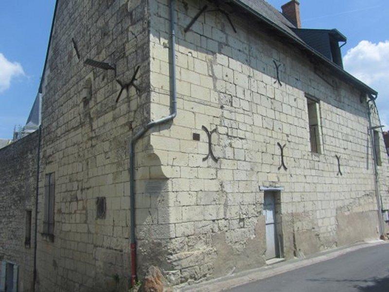 Hôtel de la Prévôté à Candes Saint Martin
