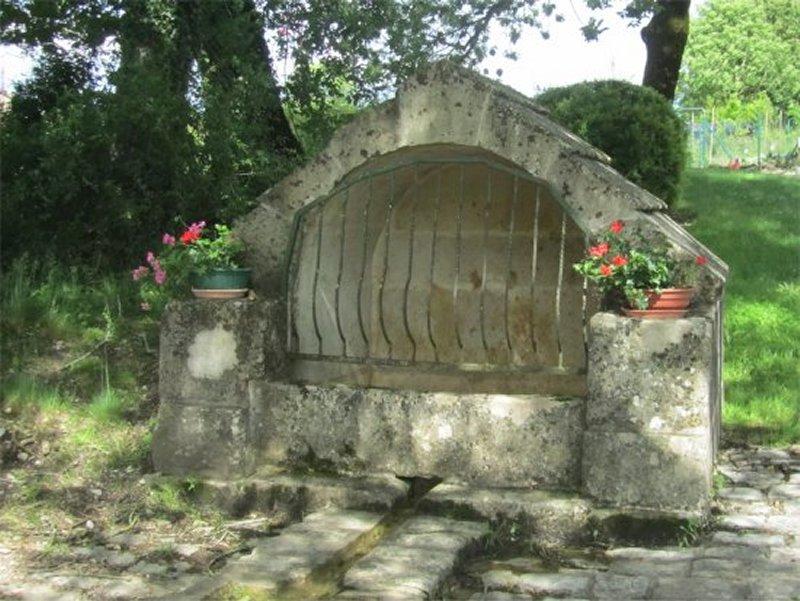 La Fontaine de Cirfontaines en Ornois