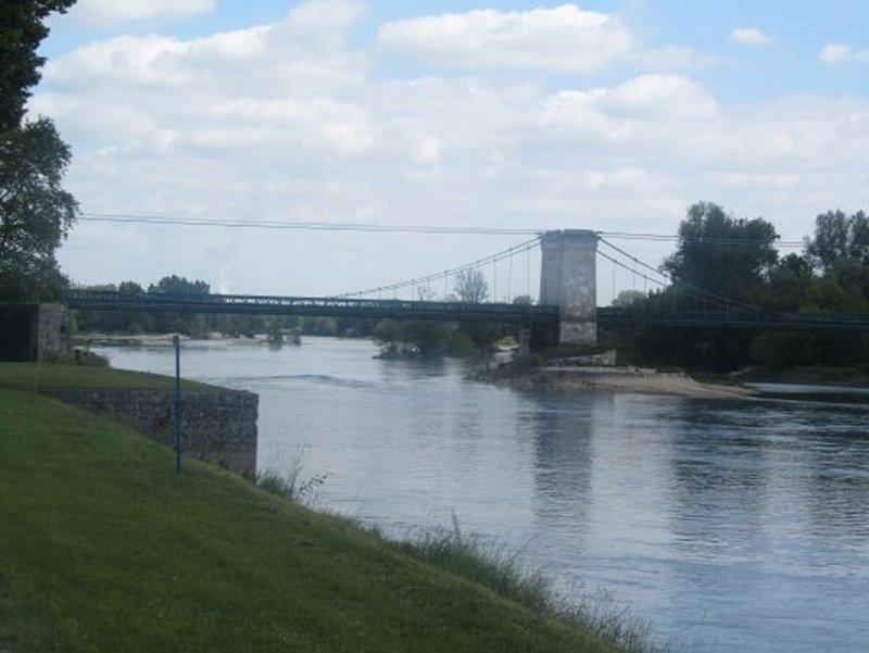 Le Pont de Chatillon sur Loire