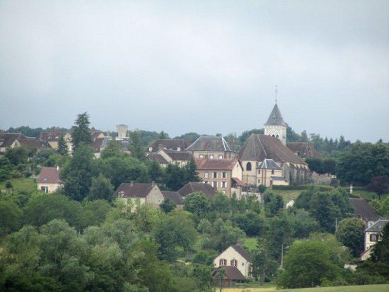 Saint Aubin Château Neuf