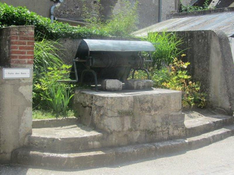 Un Puits à Saint Brisson sur Loire
