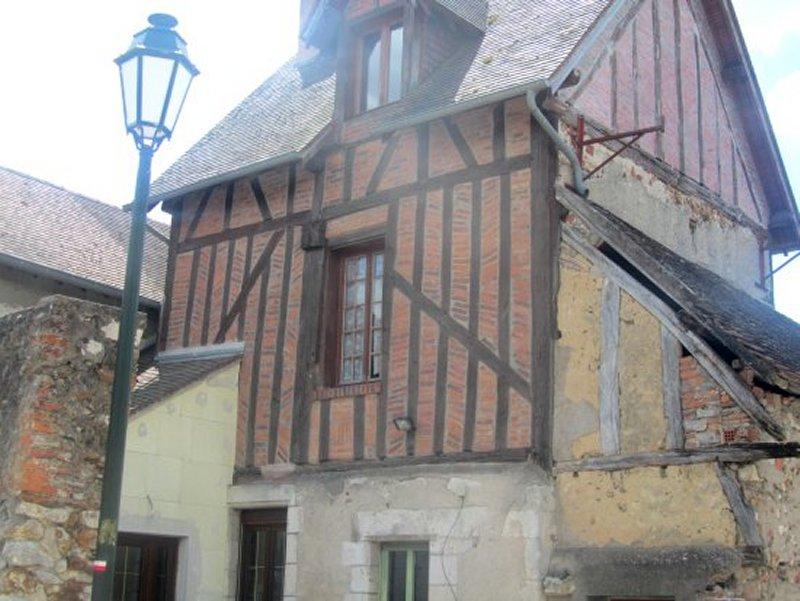 Maison Typique à Saint Brisson sur Loire