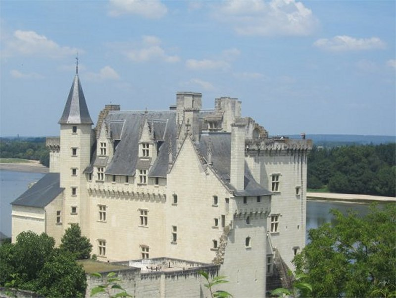 Le Château de Montsoreau