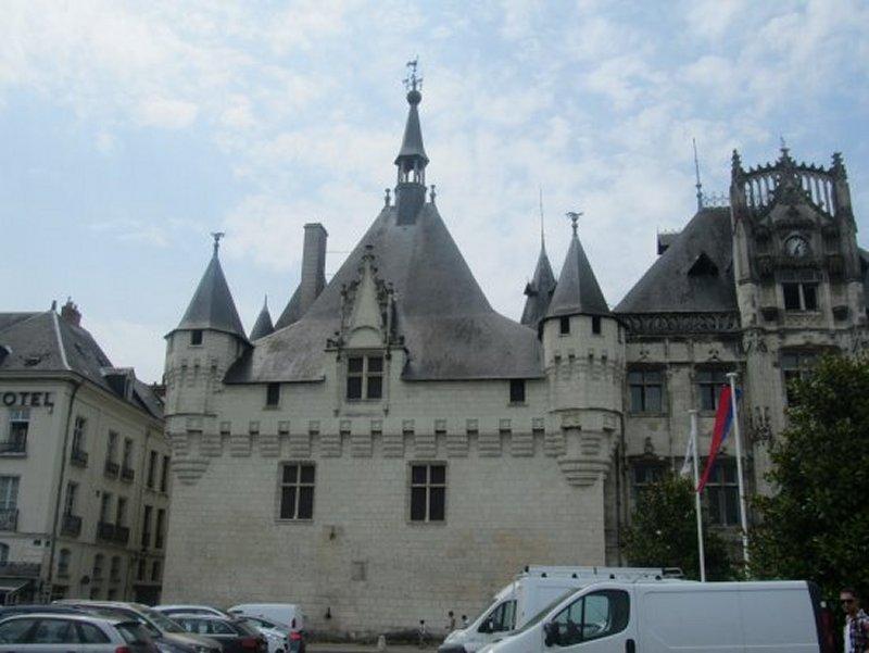 La Tour de la Mairie de Saumur