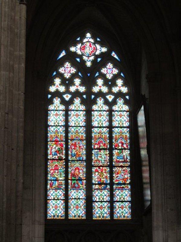 La Cathédrale Saint Etienne d'Auxerre