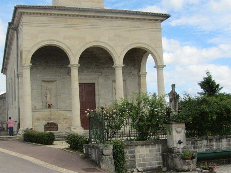 L'Eglise de Cirfontaines en Ornois