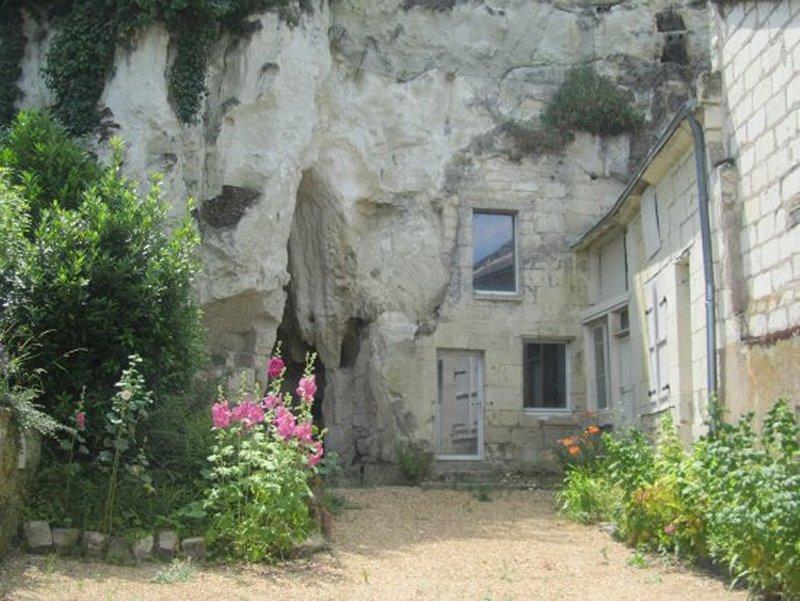 Hôtel Troglodyte à Montsoreau
