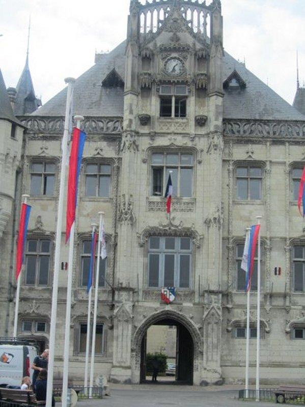 La Mairie de Saumur