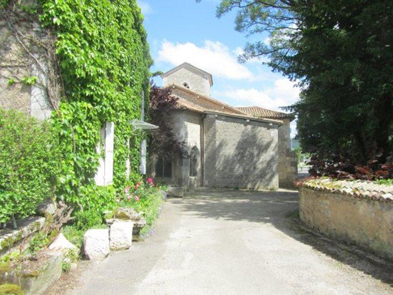 L'Eglise de Domrémy la Pucelle