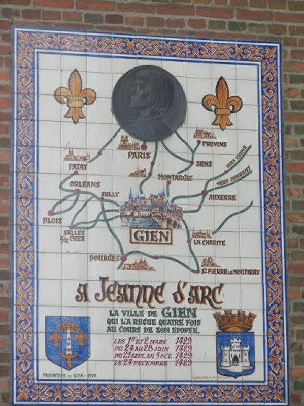 Le Parcours de Jeanne d'Arc
