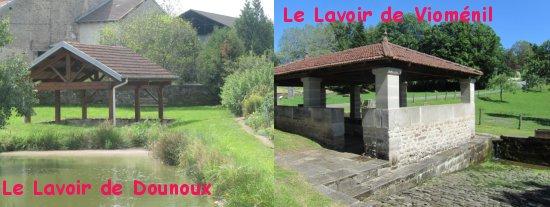 Dounoux - Vioménil